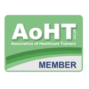 Association of Healthcare Trainers logo